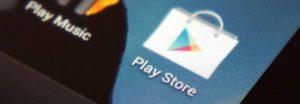 Loja Play Store