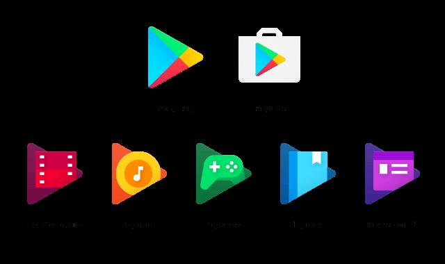 google-play-icones